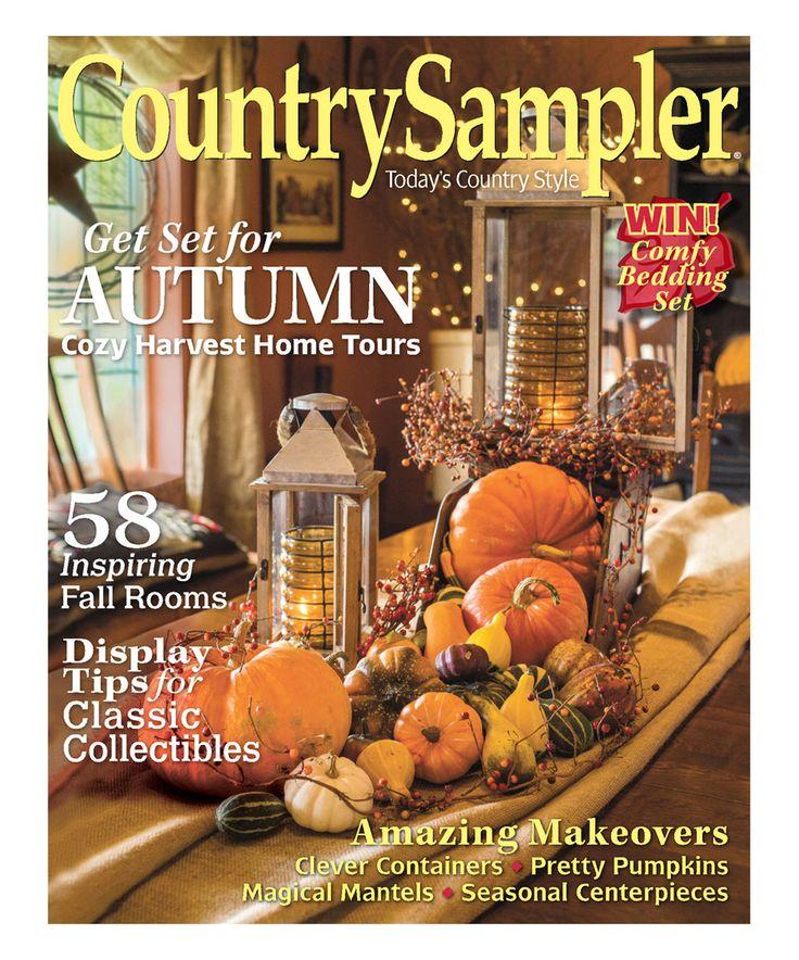 Magazine Country Decorating Ideas: Best 25+ Country Sampler Magazine Ideas On Pinterest