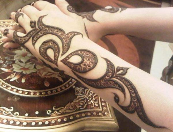 Arabi Mehandi Design Patterns Images Book For Hand Dresses For Kids Images Flowers Arabic : Bridal Mehandi Design Video Patterns Images Book F...
