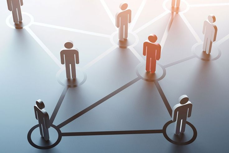 Advance your career by #networking