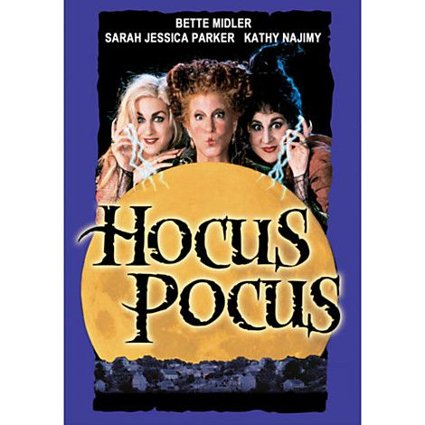 Hocus Pocus - required Halloween viewing. You're in for a devil of a time when three outlandishly wild witches return from 17th-century Salem after they're accidentally conjured up by some unsuspecting pranksters.  They'll put a spell on you.  Amok, amok, amok, amok, amok!
