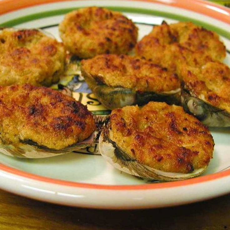 Best 25+ Stuffed Clam Ideas On Pinterest