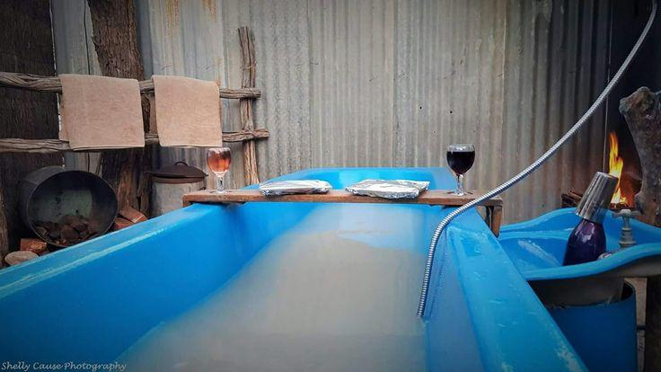 Artesian Mud Baths @ Eulo in Sth West Qld