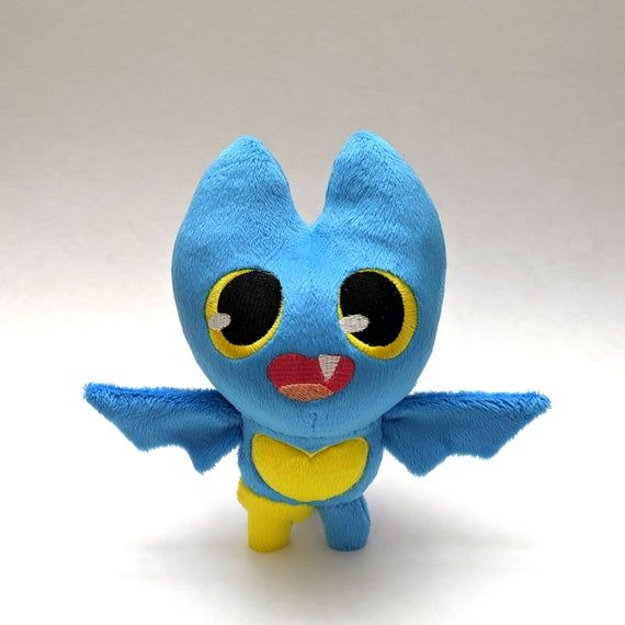 Adorabat Magnetic Plushie Mao Mao Heros Of Pure Heart Pure Products Handmade Plushies Plushies Present for adorabat and adorabat productions. adorabat magnetic plushie mao mao