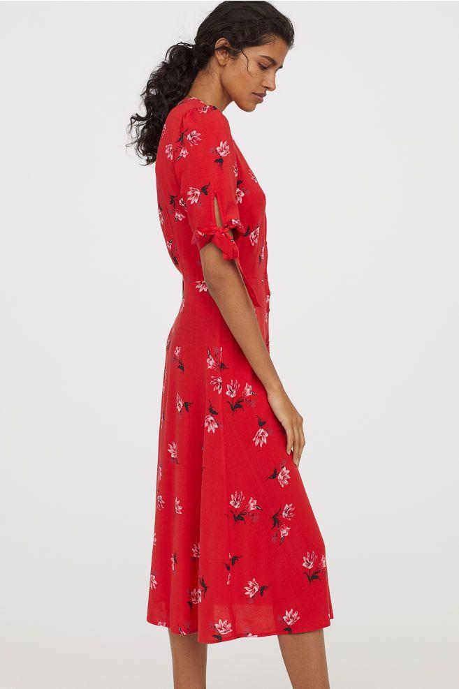 72adc2f7df092b Robe de longueur genou | Shop my look and co | Robe, Jupe trapèze et ...