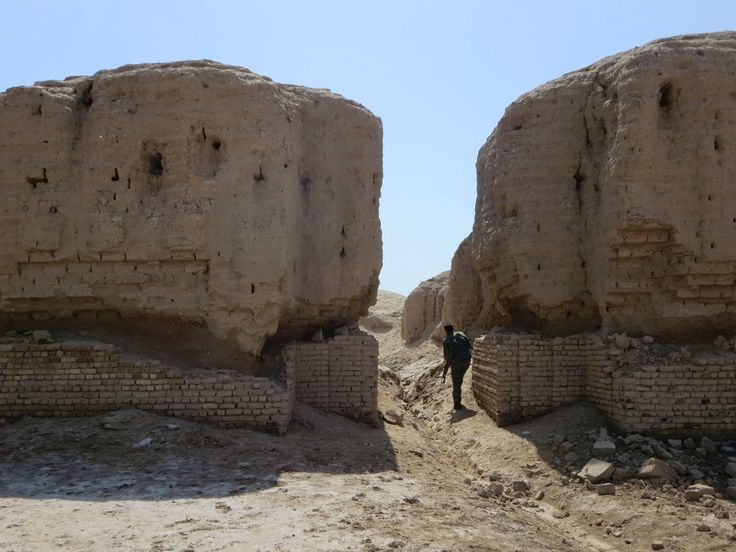 Under King Sargon of Akkade (circa 2340-2284 BC), the ancient city of Kish in what is now Iraq may have been the capital of the first empire in the history of the world.