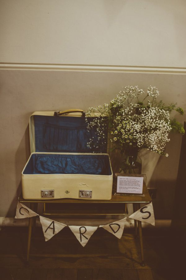 A Handmade, DIY, 60′s Retro Style Village Hall Wedding | Love My Dress® UK Wedding Blog
