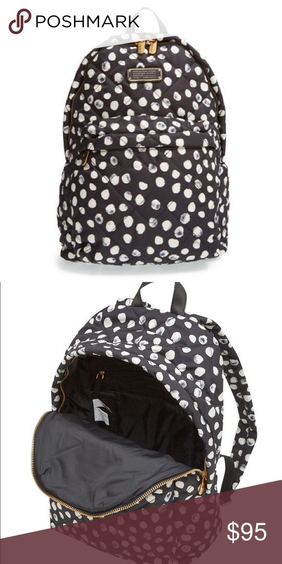 NWOT Marc Jacobs Polka Dot Backpack Brand new, never used! Open to offers 😊 Bags Backpacks