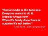 Social Media is like ... teen sex. by grapplica Social Media Marketing