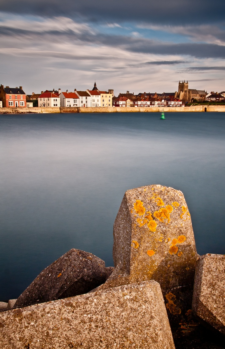 Hartlepool - Papa Bear and I were married here - we were both aged 16.