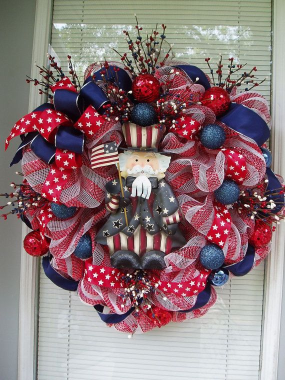 memorial day wreath ideas