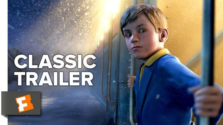 The Polar Express (2004) Official Trailer - Tom Hanks, Robert Zemeckis M...
