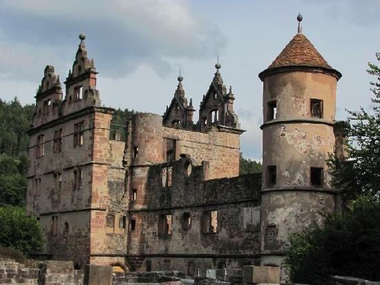 Love the castles - the Black Forest Region, Frankfurt - Germany is wonderful!