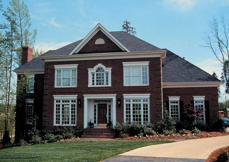 A+handsome+brick+facade+and+elegant+window+treatments+introduce+this+lavish+ Colonial+estate.+From+the+foyer,+the+study+opens+to+the+left+through+French+ doors,+and+a+formal+dining+room+to+the+right+is+embellished+with+columns.+In+ the+family+room,+a+cozy+fireplace+and+deck+access+are+sure+to+make+this+room+a+ favorite.+The+gourmet+kitchen+will+delight+with+a+cooktop+island.+The+ upper-level+master+suite+is+romantic+with+a+tray+ceiling+and+a+lush+bath+with+a…