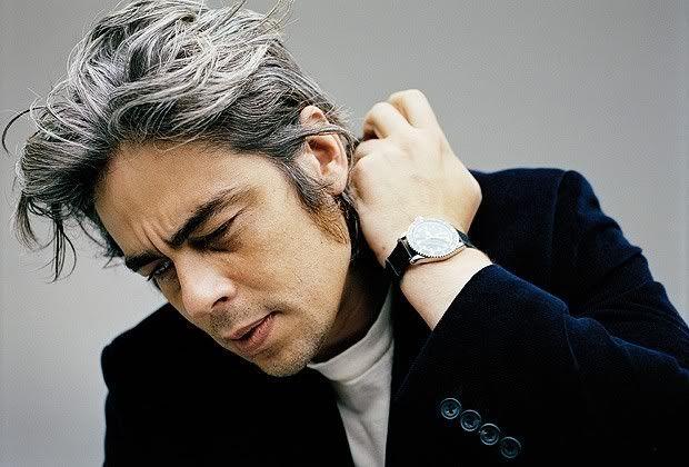 Benicio Del Toro: Benicio Monserrate Rafael del Toro Sánchez (born February 18, 1967) in Puerto Rico!!!