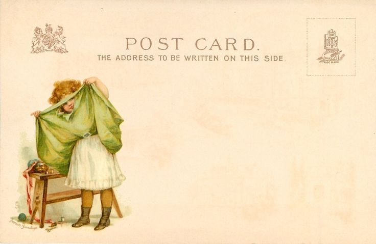 Винтажные почтовые открытки . Комментарии : LiveInternet - Российский Сервис Онлайн-Дневников