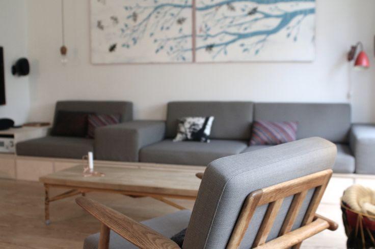 Drømmen om… // Byg din egen sofa