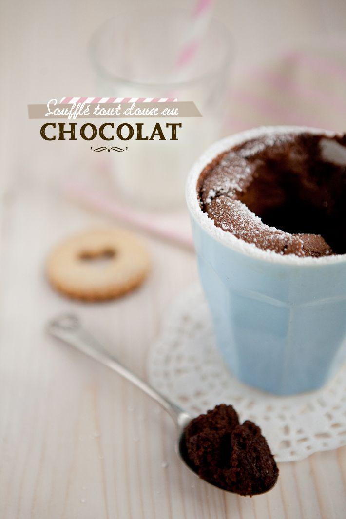 Un peu de douceur ça vous dit ? Pour les plus gourmand(e)s, on ne se refuse pas un soufflé moelleux, presque aussi doux qu'une mousse au chocolat et fondant à souhait. Pour le dessert ou juste pour...