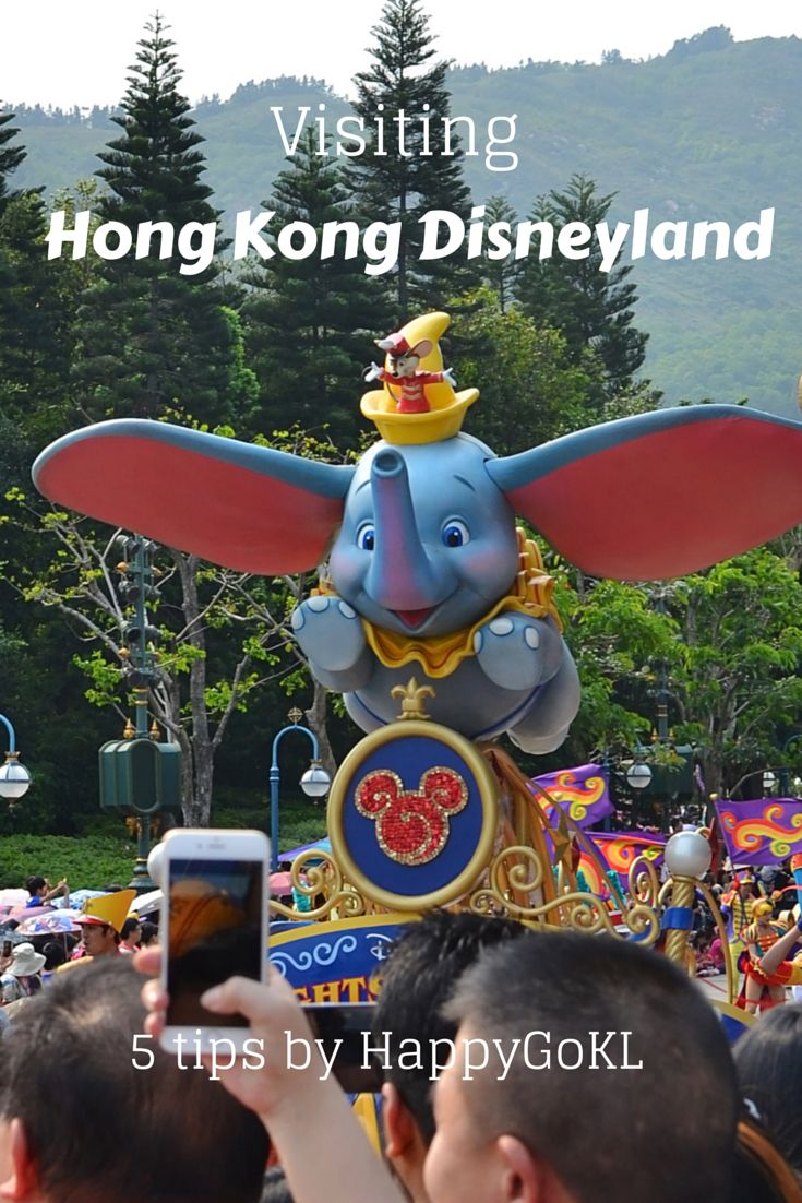 Our tips to make the most of your visit to Hong Kong Disneyland