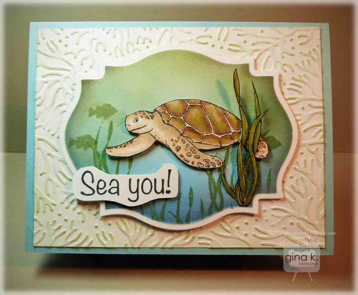207 best images about Cards: By the Sea on Pinterest | Drawings ...