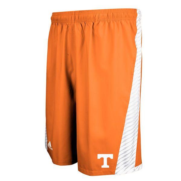 adidas Tennessee Volunteers Football Sideline Player Shorts - Orange - $24.99