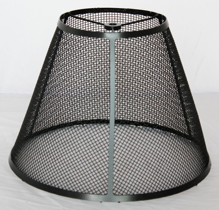 Large Metal Lamp Shade: The 25+ Best Wire Mesh Screen Ideas On Pinterest