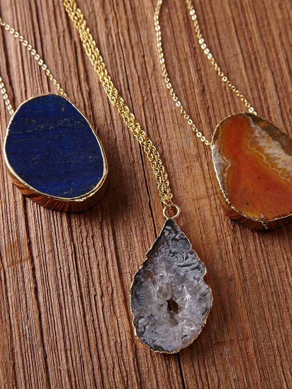 Discover your new favorite statement necklace up to 70% off. New styles added each day! Zulilly
