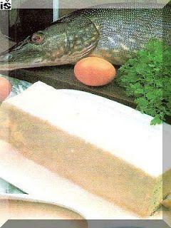 Praktická Kuchařka: Bochníček ze štiky v krevetové omáčce