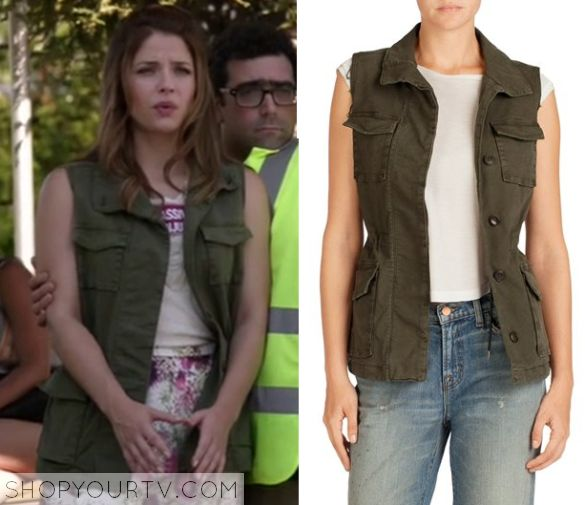 Kevin From Work: Season 1 Episode 8 Audrey's Military Vest
