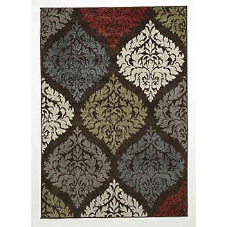 Damask Rug From Through The Country Door
