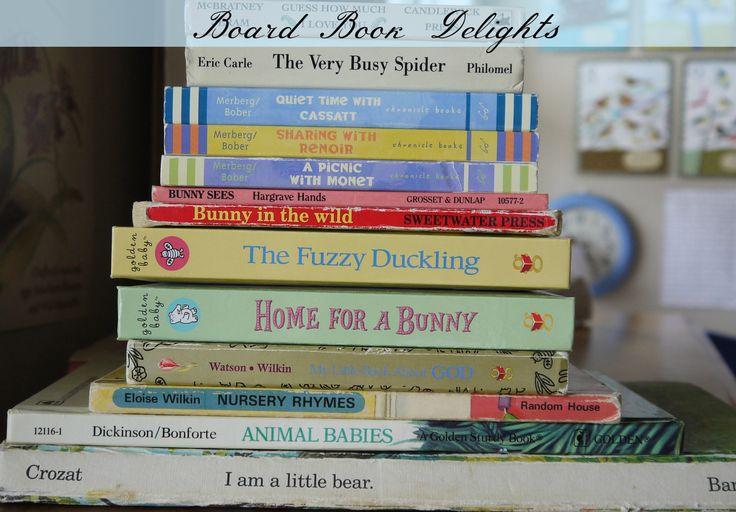 Board Book Delights