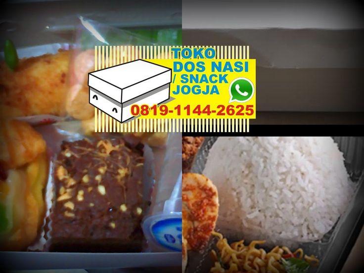 Kardus lucu tempat snack ultah anak kotak nasi bowl desain ...