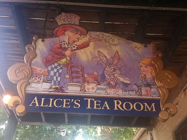 Alice S Tea Room St Charles Mo