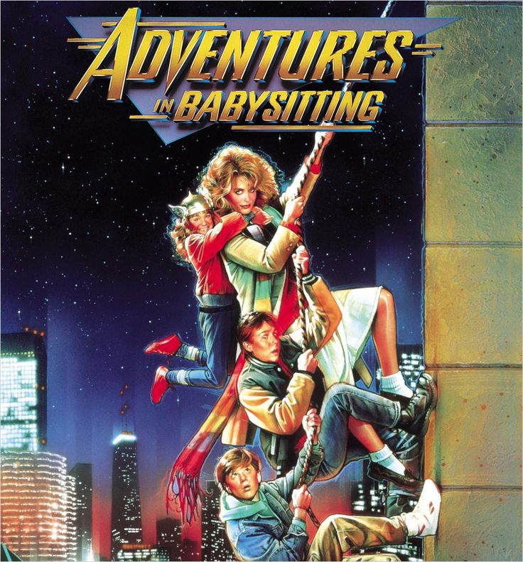 1980s Classic Adventures in Babysitting Is Getting a Disney ...