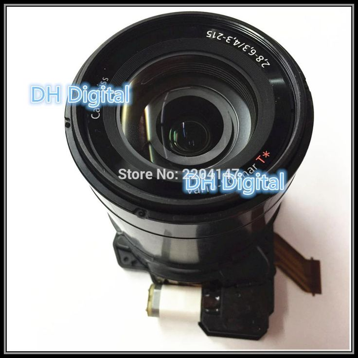 100%  original  Digital Camera Repair Parts for Sony Cyber-shot DSC-HX300 DSC-HX400 HX300 HX400 Lens Zoom Unit