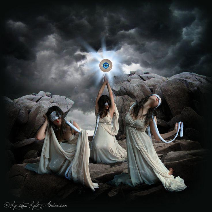 Graeae Greek Mythology