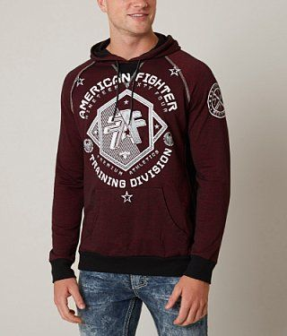 2c2e96abee1 American Fighter Sioux Falls Hooded Sweatshirt - Men s Hoodies Sweatshirts