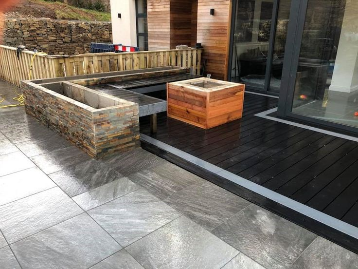 A Wonderful Finished Job By Paveway Ltd And Supplied By Benchmark Using Two  Of Our Most