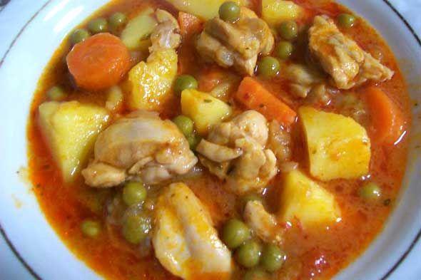 Bezelyeli Tavuk Tarifi | Yemek Tarifleri Sitesi | Oktay Usta, Pratik Yemekler
