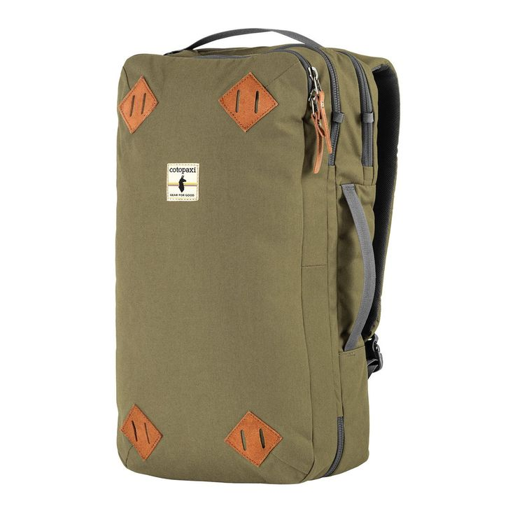 A suitcase-style travel backpack that stores a laptop, change of clothes, and other essentials for overnight trips, quick getaways, and carry-on convenience. The Nazca 24L Travel Pack is on preorder.