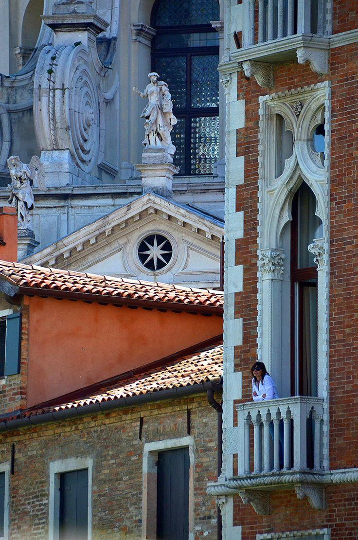 Solo In Venice!