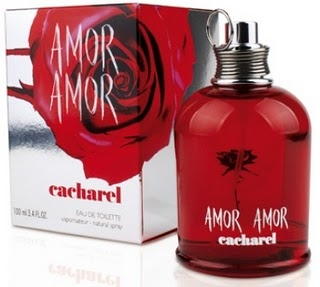 Amor Amor: a floral fruity nectar with notes of pink grapefruit, mandarine, blood orange, Malati Flower, lily-of-the-valley, white musk, sandalwood, vanilla and ambergris