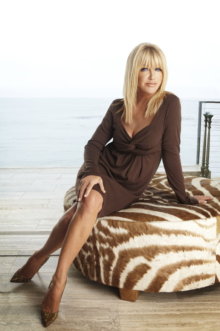 Suzanne Somers - Actress. Author and Talk Show Host