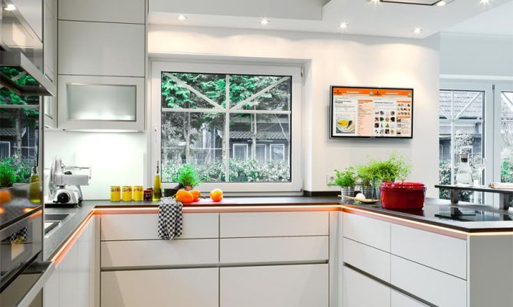 82 best pa images by Sabi on Pinterest New kitchen, Kitchen white - offene küchen beispiele
