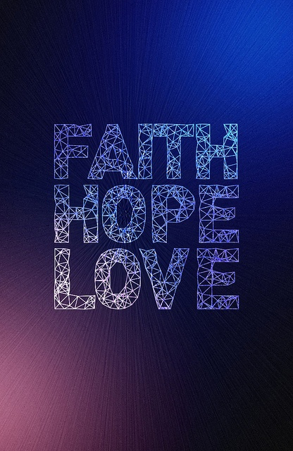 Concrete Faith, Hope, and Charity for Today'-s Man - The Catholic ...
