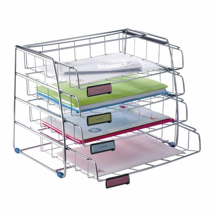 die besten 25 ablagesystem ideen auf pinterest zeitschriftensammler ablagesystem b ro und. Black Bedroom Furniture Sets. Home Design Ideas