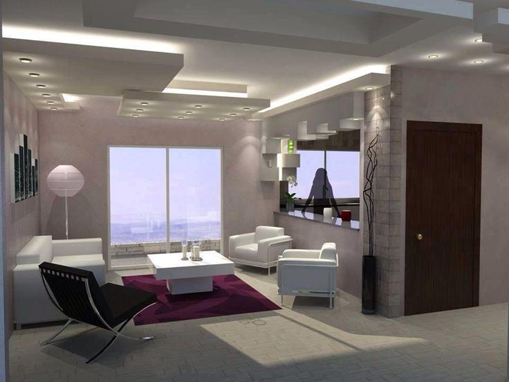 اسقف معلقة جبس حديثة ومودرن بديكورات فخمة ميكساتك Home Decor Home Ceiling Design
