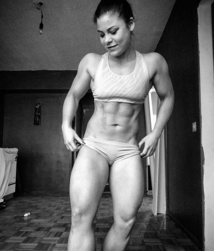 Fit Woman: @nadia_physique #FemaleMuscle #GirlsWithMuscle #LuvFIT #BecauseABSmatter #BecauseCurvesMatter Check out my other pages: @Fit_Woman_Physique @Fit_Woman_Luvr