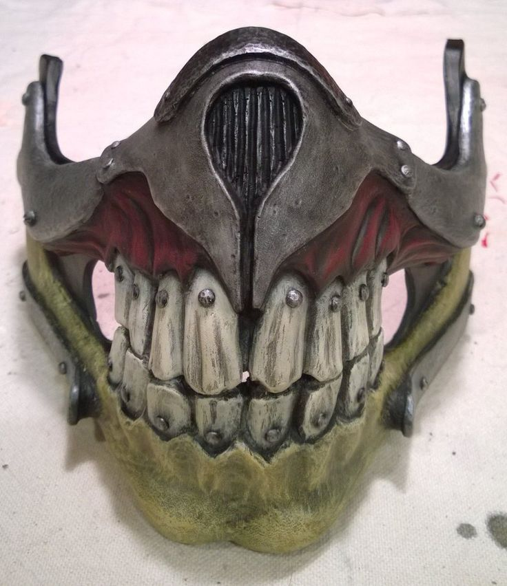 Mad Max - Immortan Joe Mask Concept