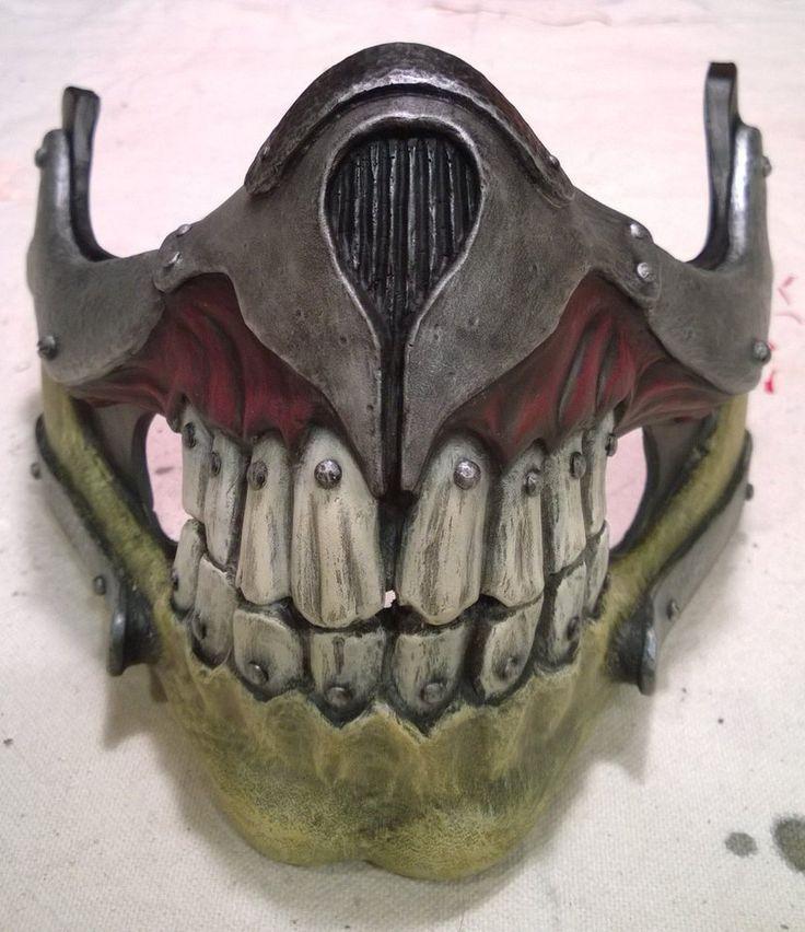 Mad Max - Immortan Joe Mask Concept