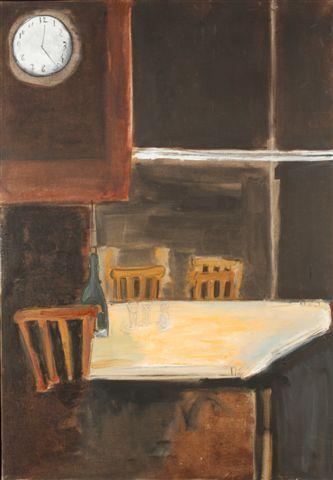 LILIANE KLAPISCH Au Cafe